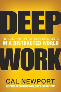 deep work cal newport pdf español